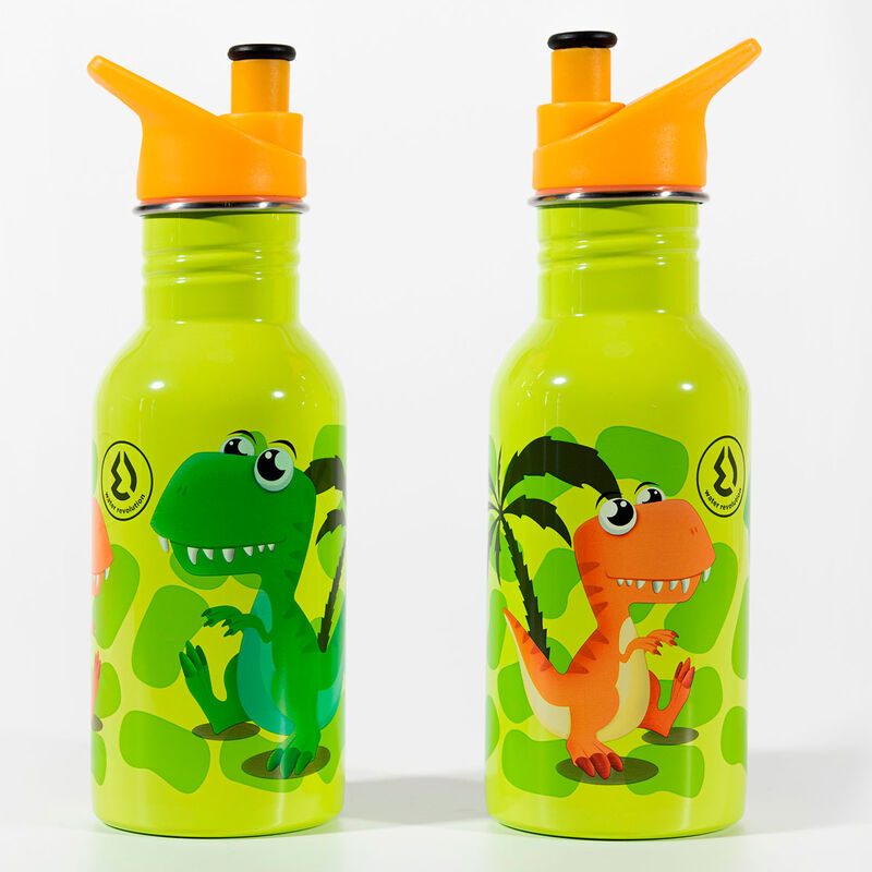 Botella Dino Water Revolution 500ml 8435607600469