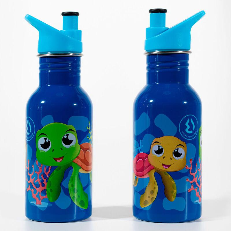 Botella Tortugas Water Revolution 500ml 8435607600476