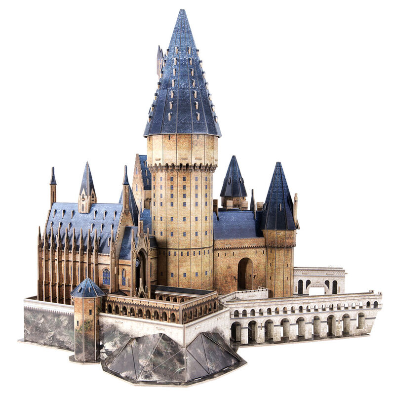 Puzzle 3D Gran Salon de Hogwarts Harry Potter