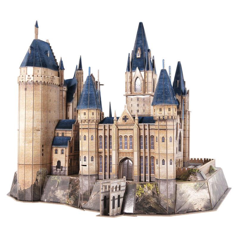 Puzzle 3D Torre de Astronomia de Hogwarts Harry Potter