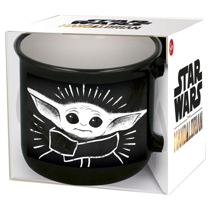 Taza Yoda The Child The Mandalorian Star Wars 400ml