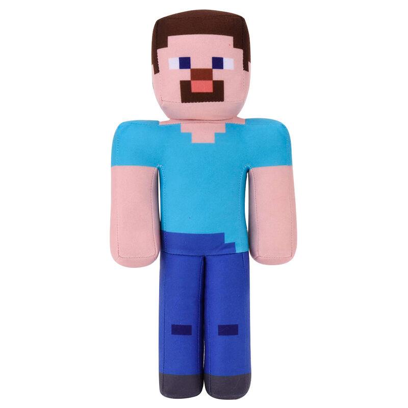 Peluche Steve Minecraft 35cm 8425611388071Steve