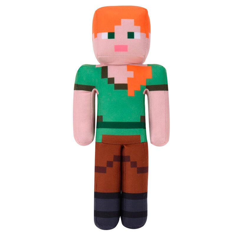 Peluche Alex Minecraft 35cm 8425611388071Alex