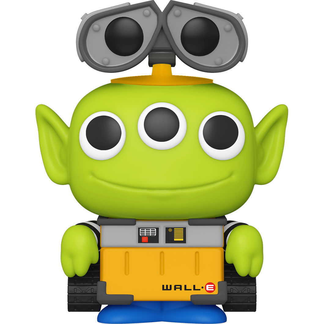 Funko POP o Figura POP Disney Pixar Alien Remix Wall-E