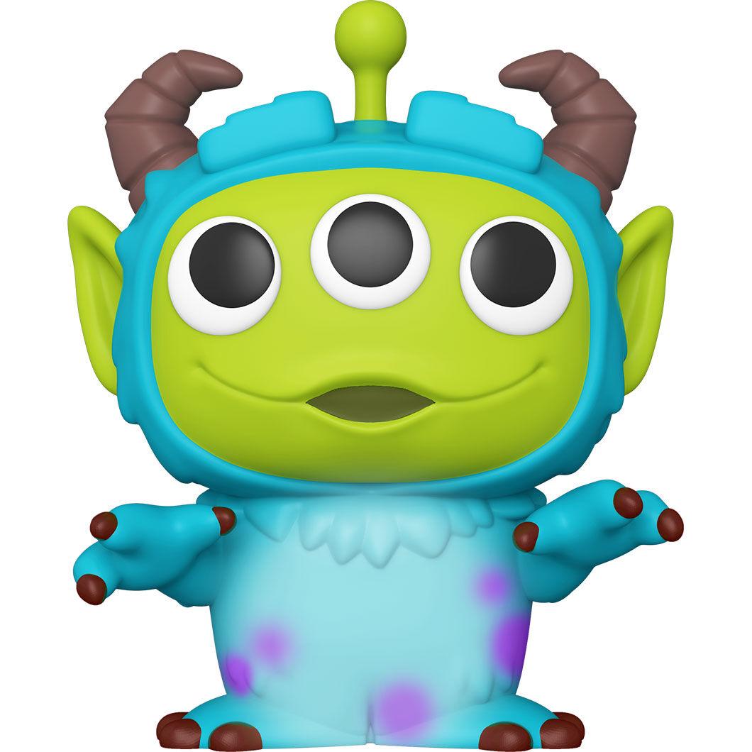 Funko POP o Figura POP Disney Pixar Alien Remix Sulley 25cm