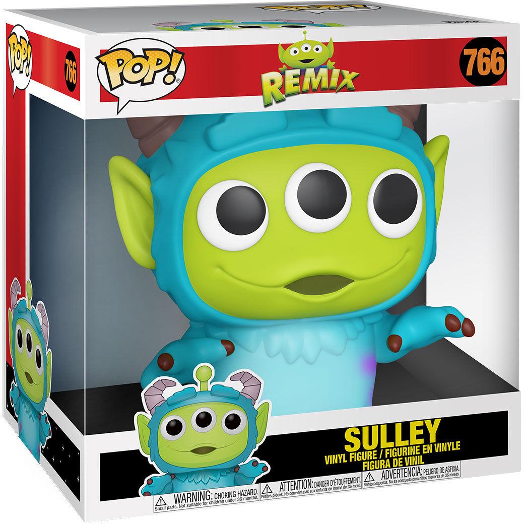 Funko POP o Figura POP Disney Pixar Alien Remix Sulley 25cm (2)