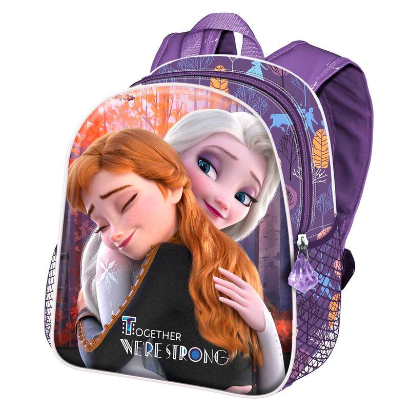 Mochila 3D Frozen 2 Disney 31cm