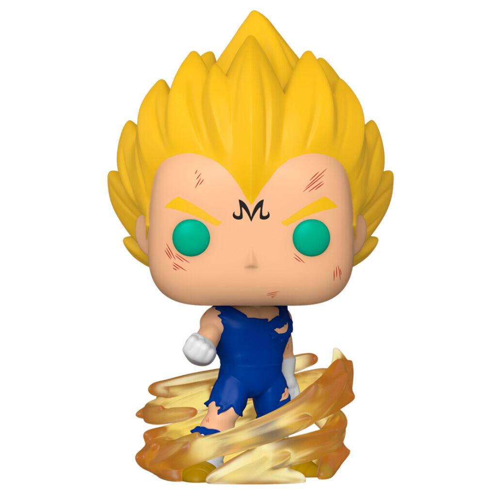 Pre-pedido Funko POP o Figura POP Dragon Ball Z S8 Majin Vegeta