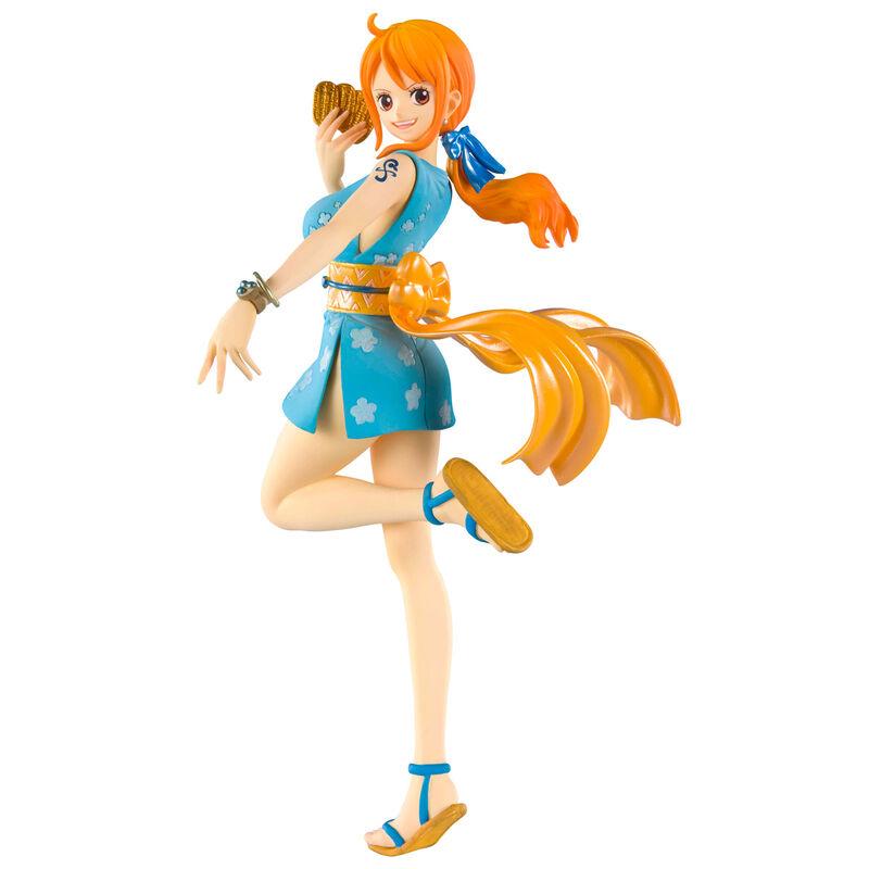Figura Name One Piece 14cm 4573102608390