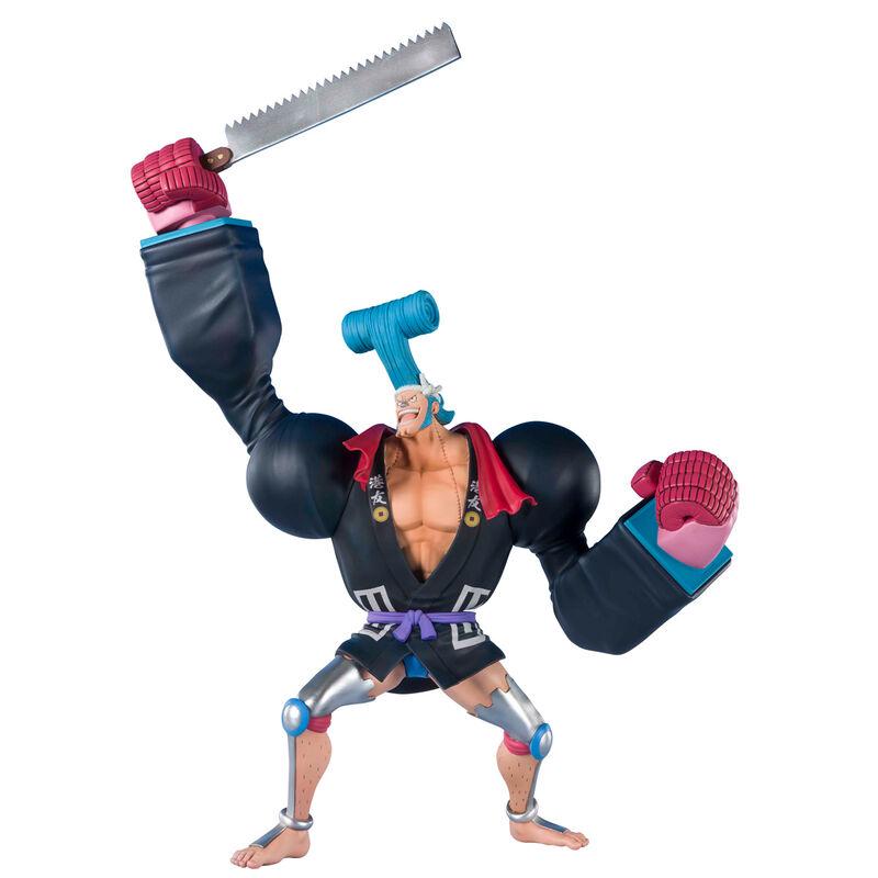 Figura Franky Franosuke One Piece 22cm 4573102608444