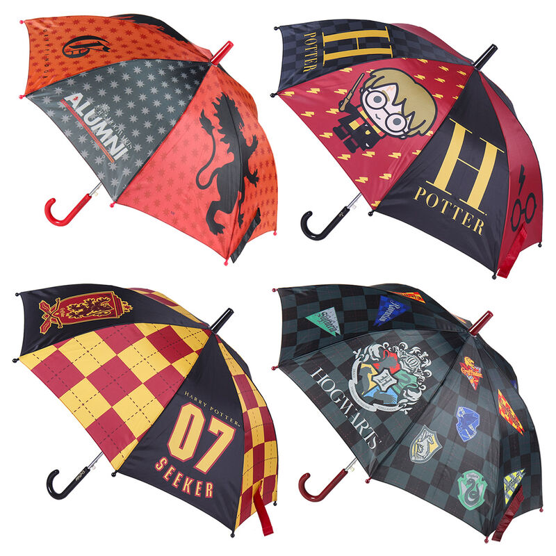 Paraguas automatico Hogwarts Harry Potter 45cm 18427934419040