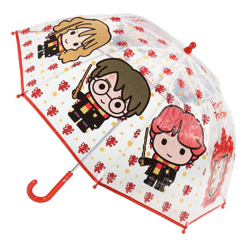Paraguas manual Gryffindor Harry Potter 18427934419309