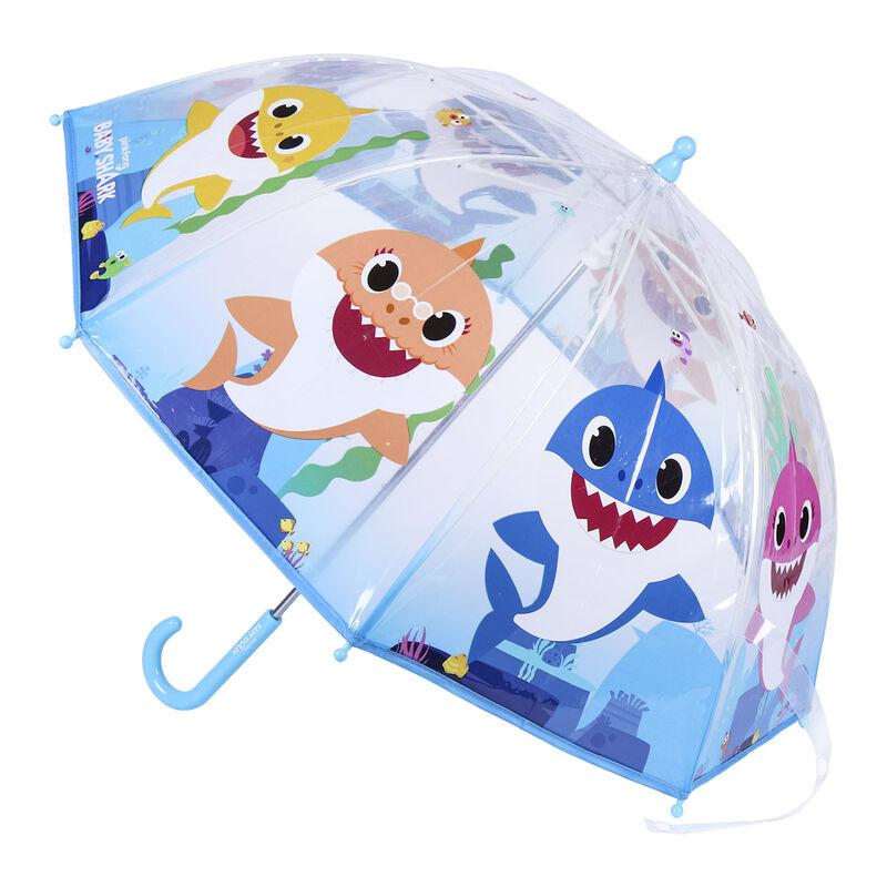 Paraguas manual Baby Shark 18427934425331