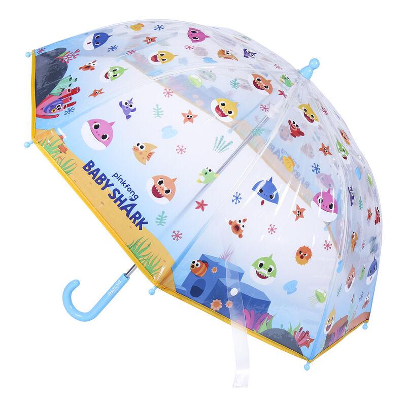 Paraguas manual Baby Shark 18427934419125