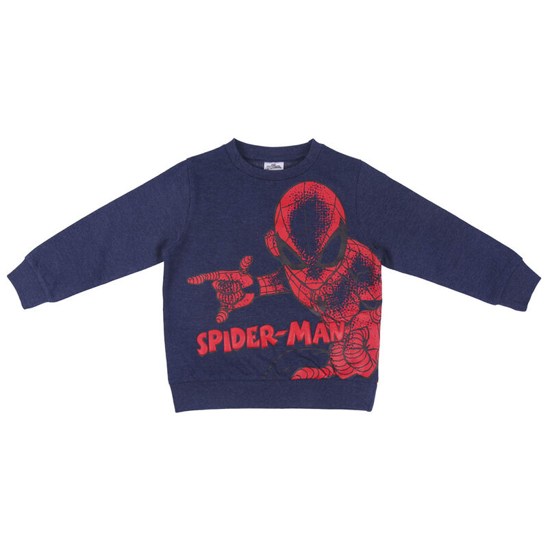 Sudadera Spiderman Marvel polar