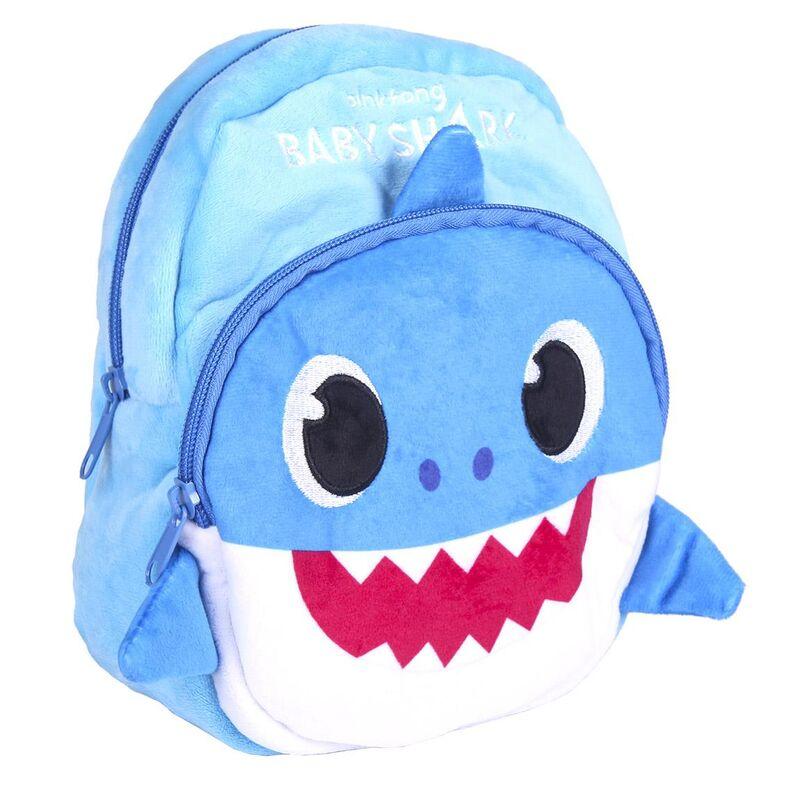 Mochila Daddy Shark Baby Shark 22cm