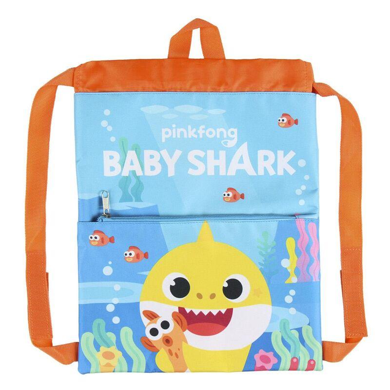 Saco Baby Shark 33cm 8427934450657