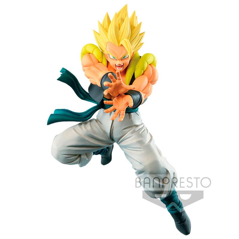 Figura Super Gogeta Super Kamehameha II ver.2 Dragon Ball Super 18cm 4983164171167
