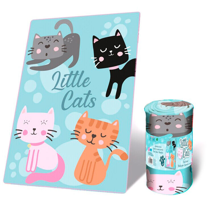 Manta polar Little Cats 8435507843157