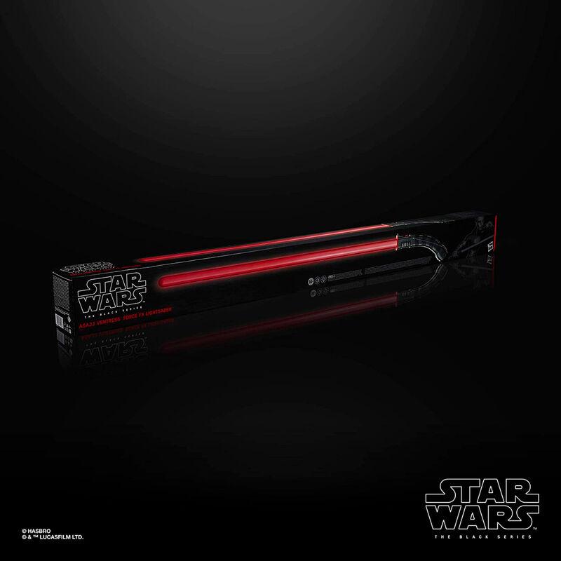 Replica Sable de Luz Force Fx Ashajj Star Wars By Hasbro (1)