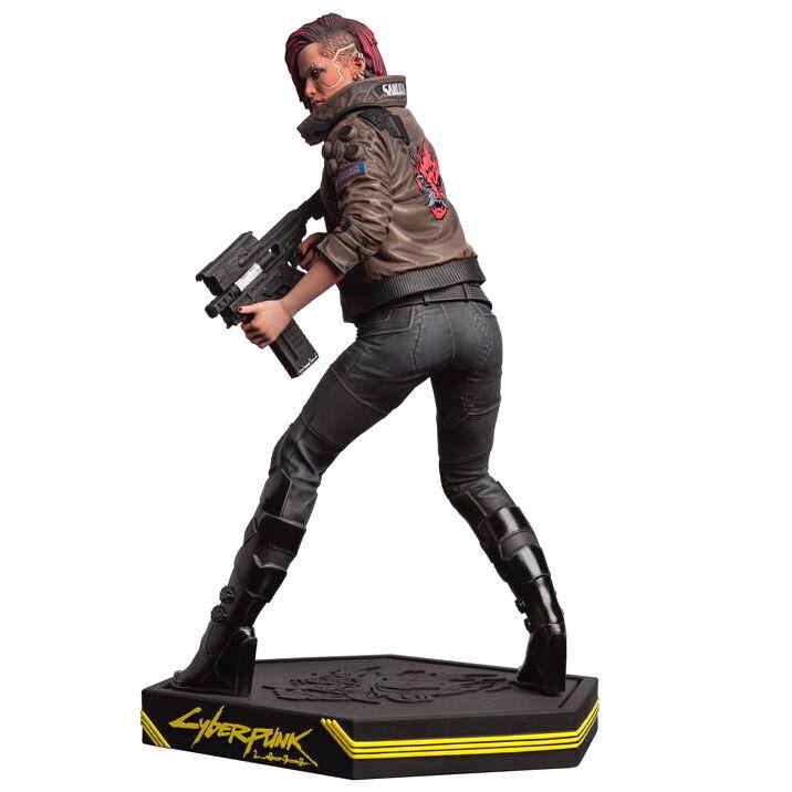 Figura Female V Cyberpunk 2077 25cm (1)