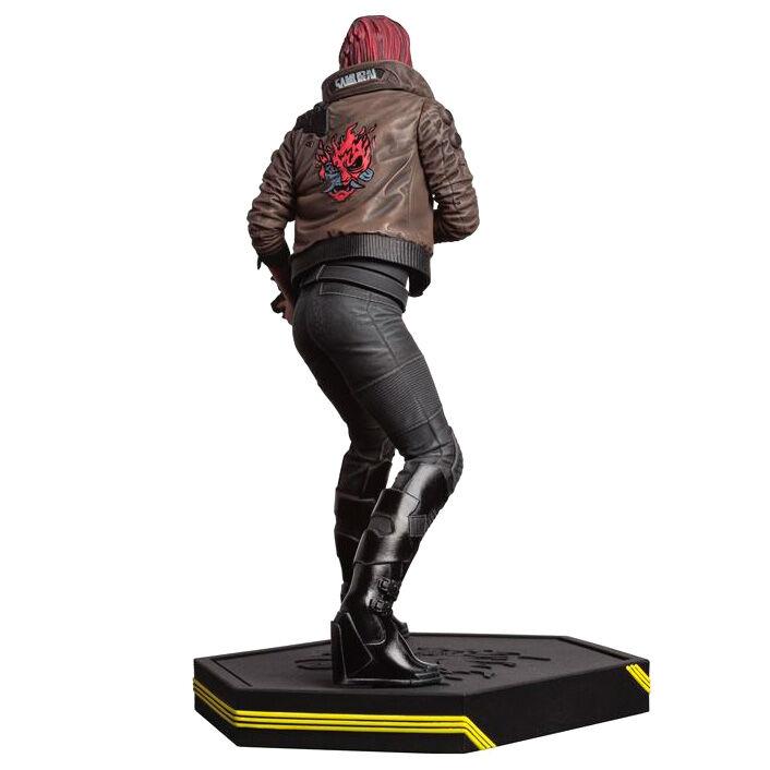 Figura Female V Cyberpunk 2077 25cm (2)
