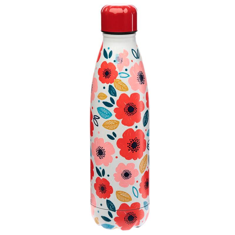Botella acero inoxidable Amapolas 5055071749780