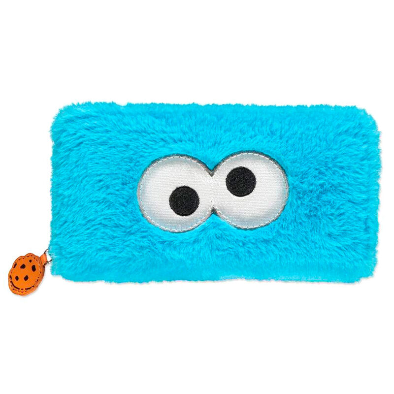 Cartera Cookie Monster Barrio Sesamo