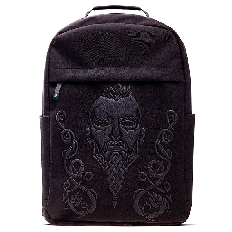 Mochila Black Screen Printed Assassins Creed Valhalla
