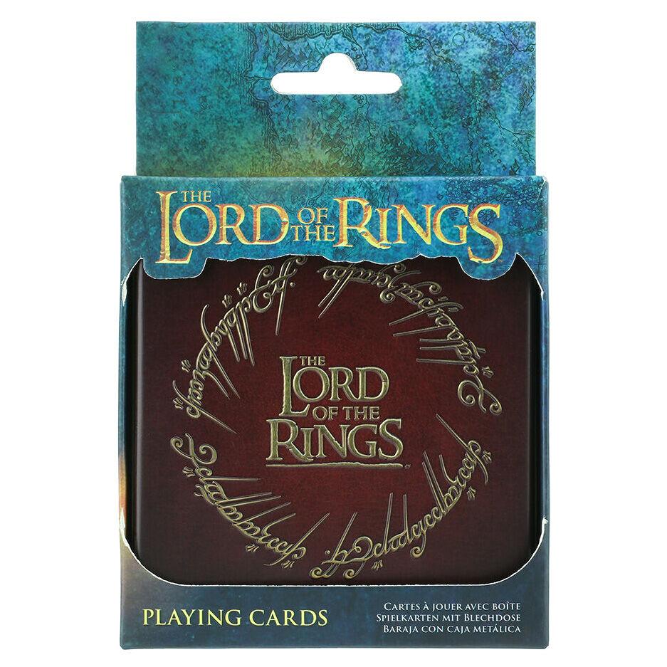 Juego de cartas El Señor de los Anillos 5055964744625