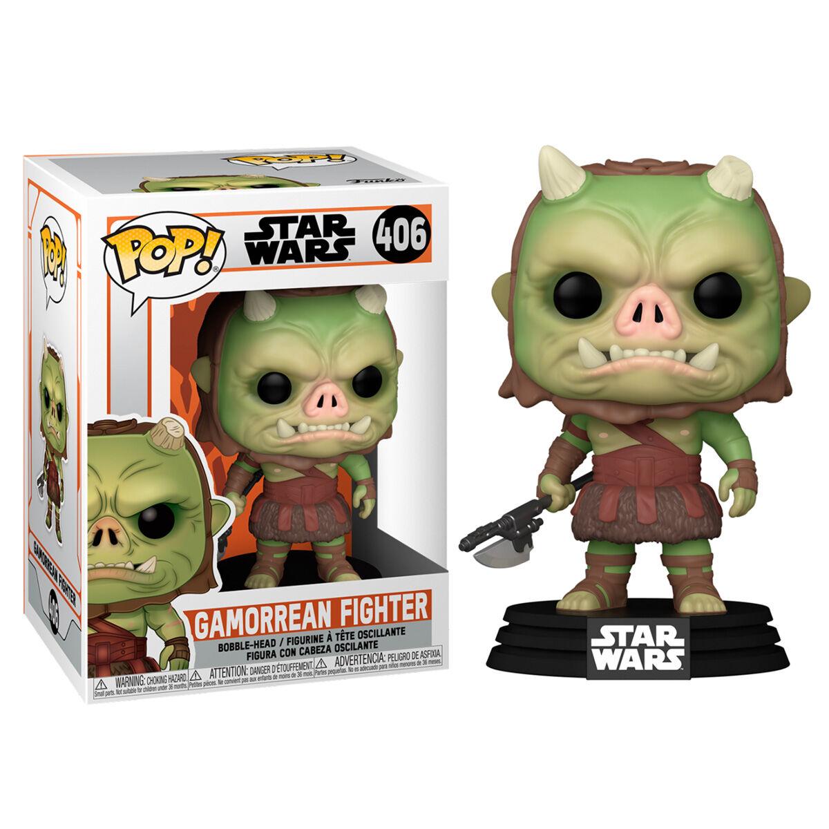 Figura POP Star Wars The Mandalorian Gamorrean Fighter 889698509640
