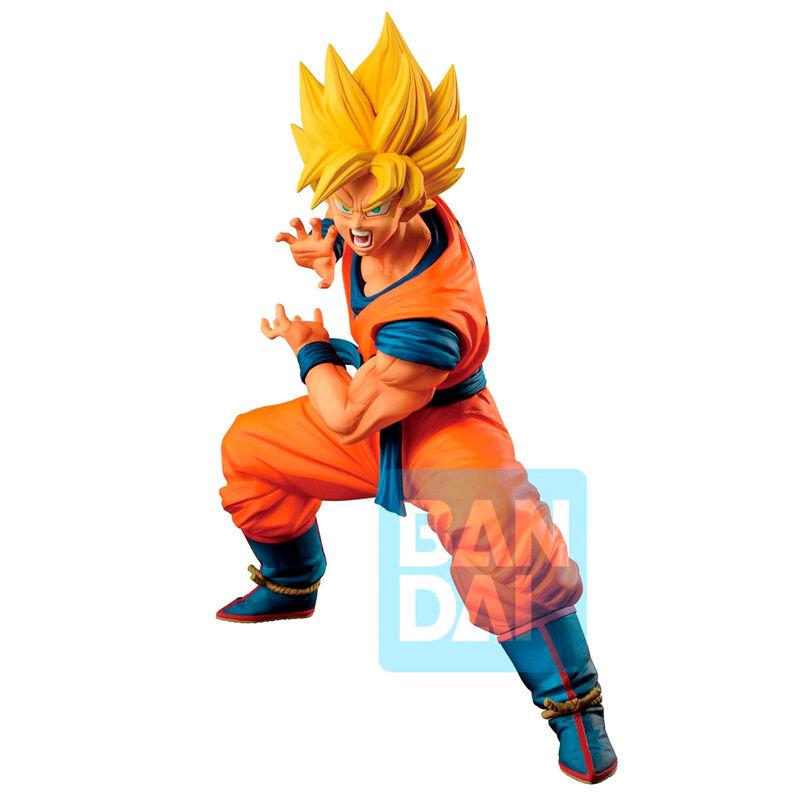 Figura Ichibansho Our Goku No.1 Super Saiyan Son Goku Dragon Ball Super 18cm 4983164164169
