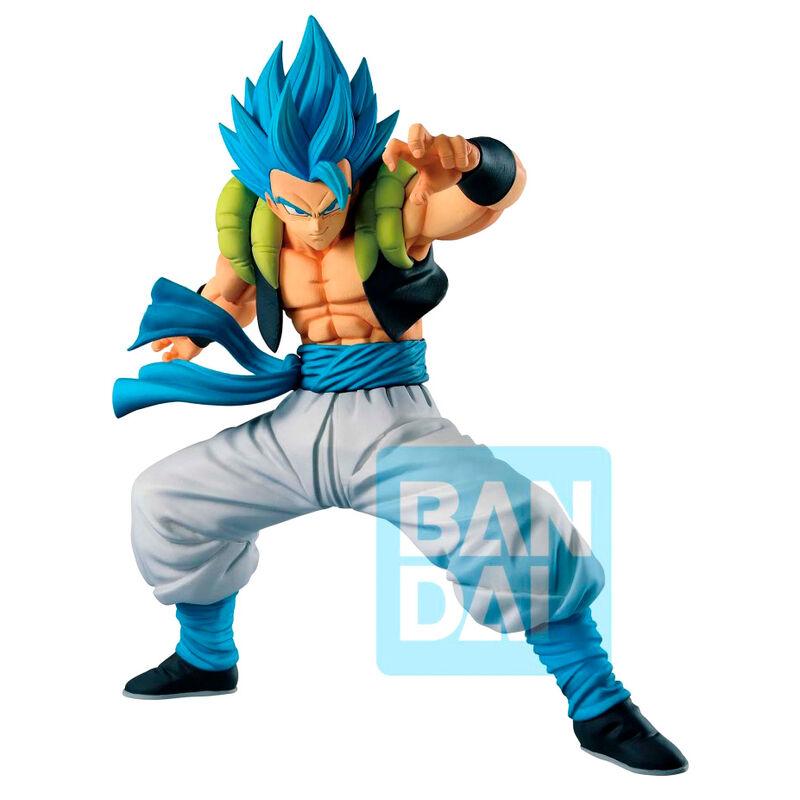 Figura Ichibansho Super Saiyan God Super Saiyan Gogeta Dragon Ball Super 20cm 4983164164190