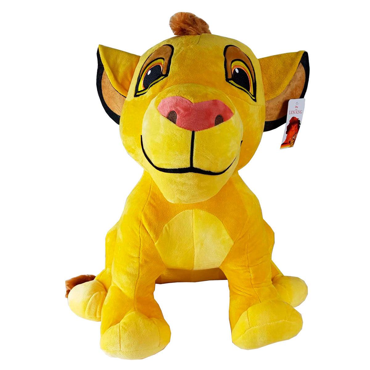 Peluche Simba El Rey Leon Disney soft 58cm