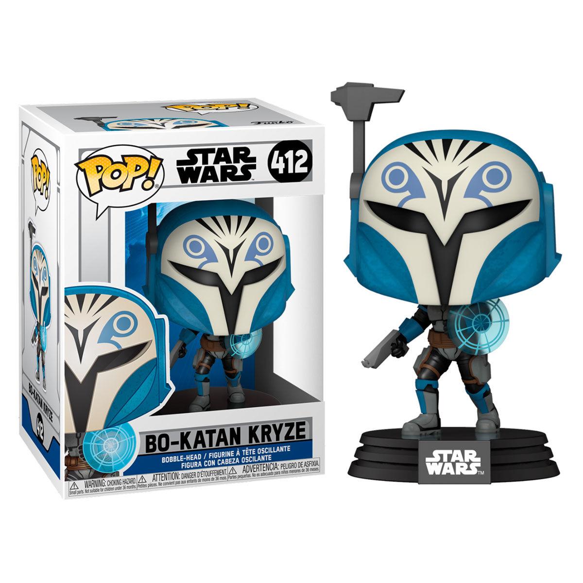 Funko POP o Figura POP Star Wars Clone Wars Bo-Katan