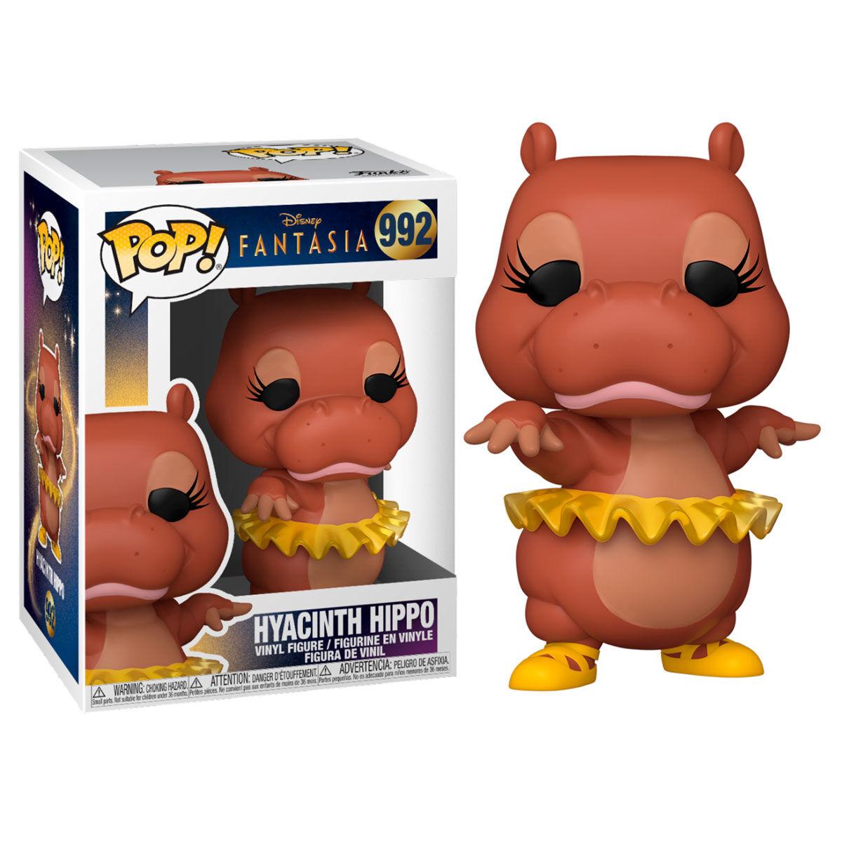 Funko POP o Figura POP Disney Fantasia 80th Hyacinth Hippo