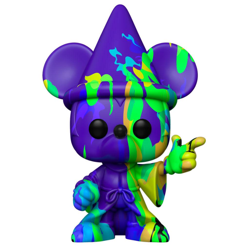 Pre-pedido Funko POP o Figura POP Disney Fantasia 80th Mickey Artists Series