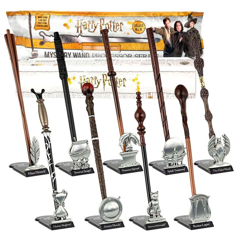Varita Mystery Profesores Serie 3 Harry Potter surtido 849421006693
