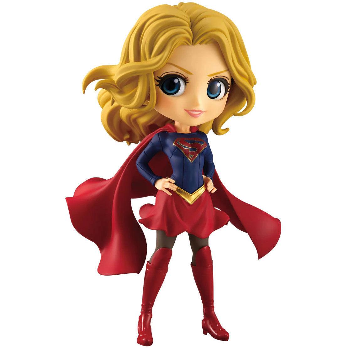 Figura Supergirl DC Comics Q Posket A 14cm 3296580827527