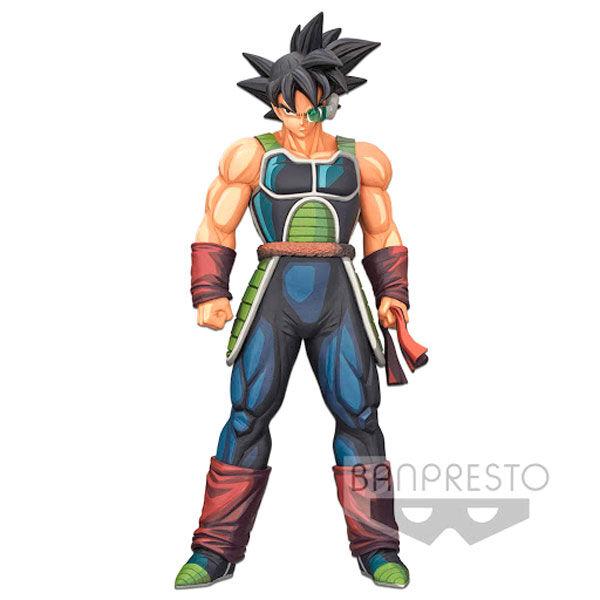 Figura Grandista Bardock Manga Dimensions Dragon Ball Z 28cm 4983164159981