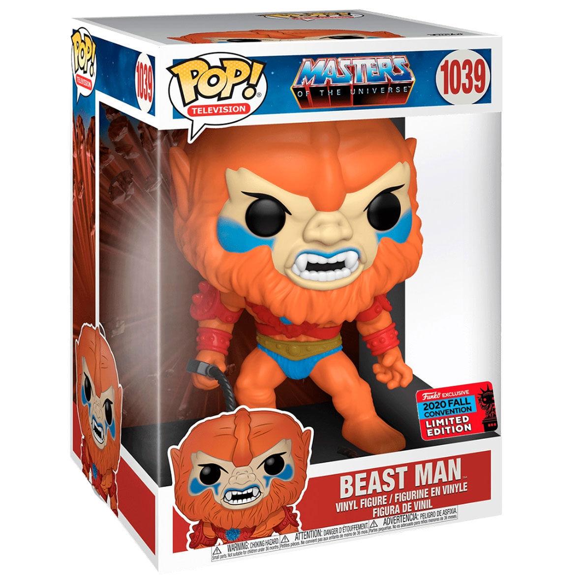 Funko POP o Figura POP Masters of the Universe Beast Man Exclusive 25cm
