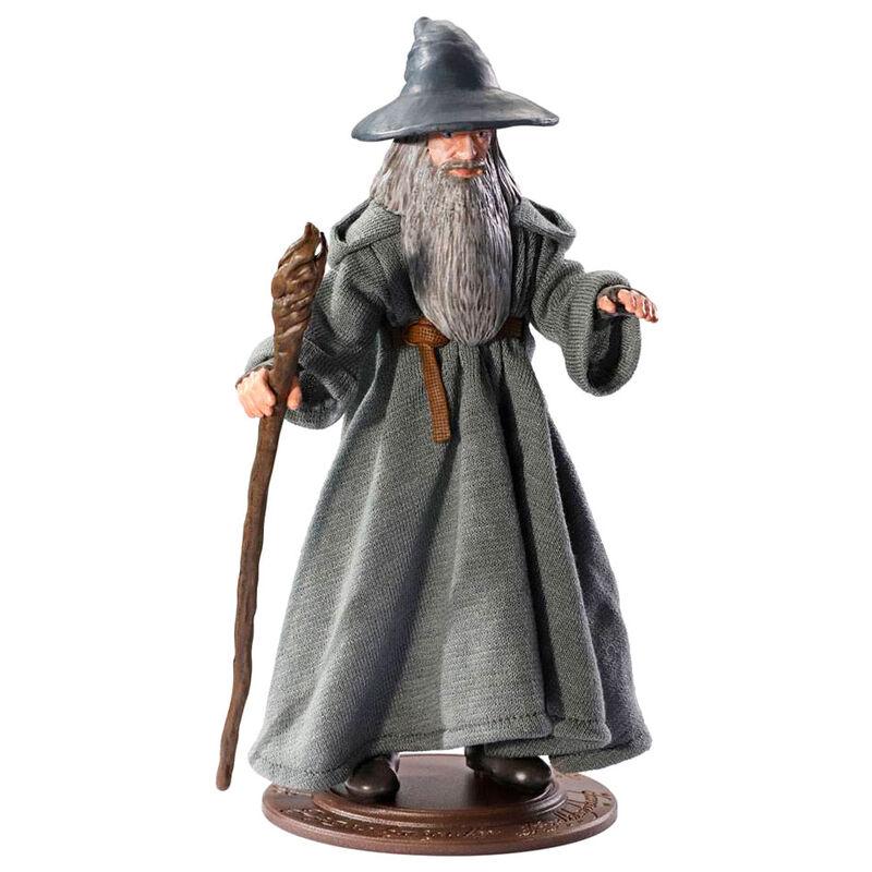 Figura Maleable Bendyfigs Gandalf El Señor de los Anillos 19cm