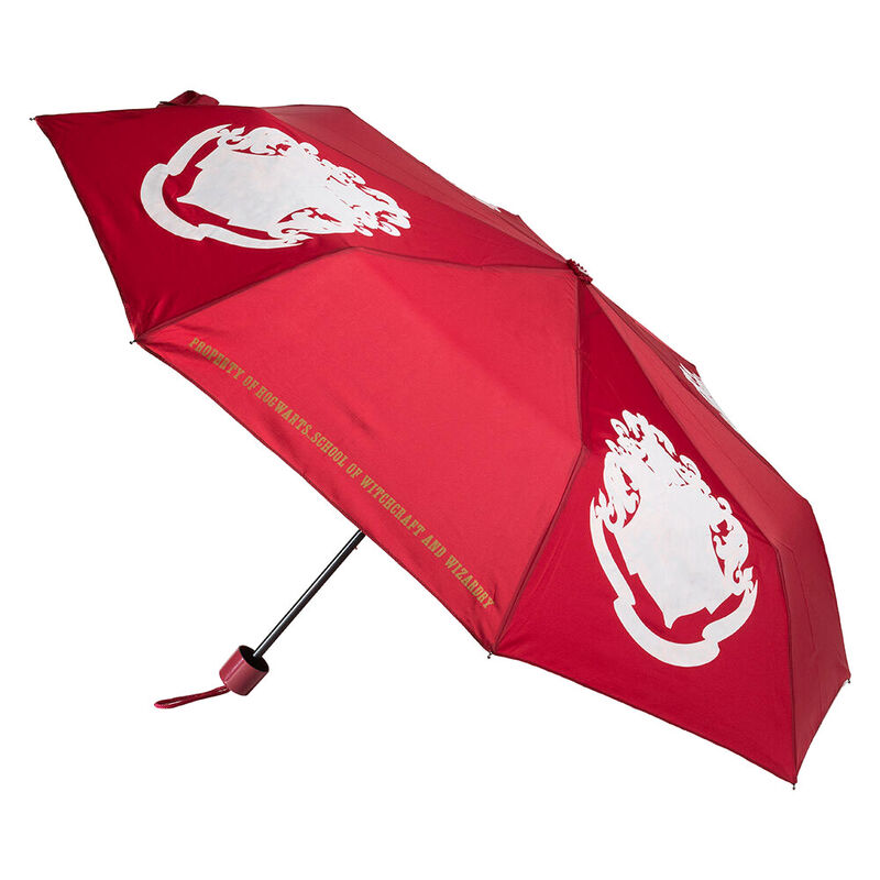 Paraguas plegable Hogwarts Harry Potter 5055964739614
