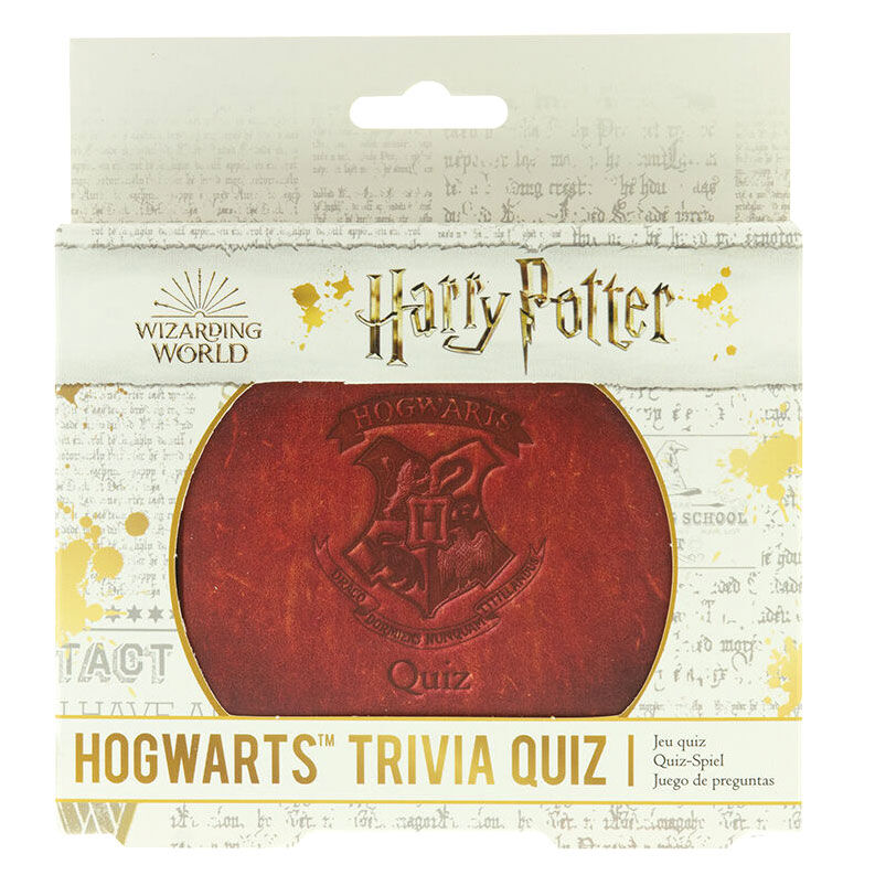 Juego Trivial Harry Potter ingles 5055964746759