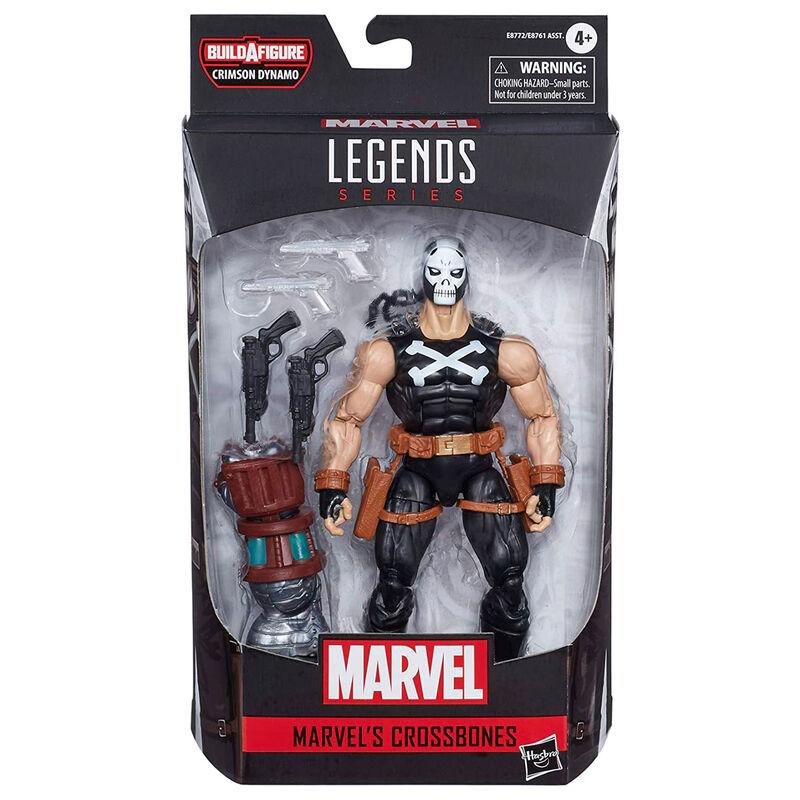 Figura Legends Marvel Crossbones Black Widow Marvel 15cm 5010993672769