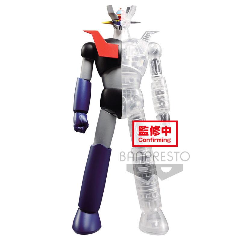 Figura Mazinger Z Internal Structure Mazinger Z A 14cm 4983164171600
