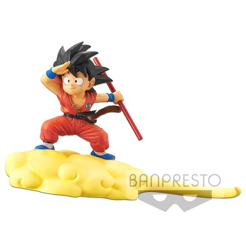 Figura Goku and Flying Nimbus Dragon Ball A 13cm 4983164172447