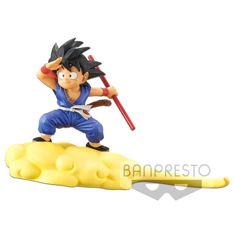 Figura Goku and Flying Nimbus Dragon Ball B 13cm 4983164172454