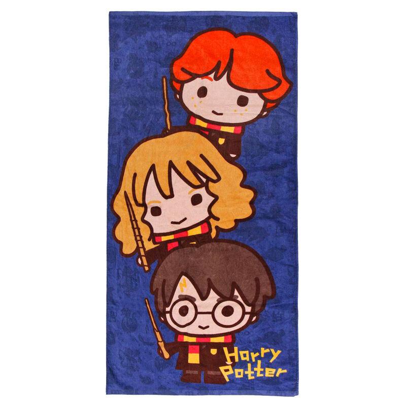 Toalla Chibi Harry Potter algodon 8427934520718