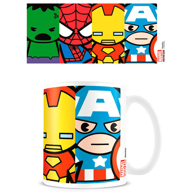 Taza Vengadores Avengers Marvel 5050574236225